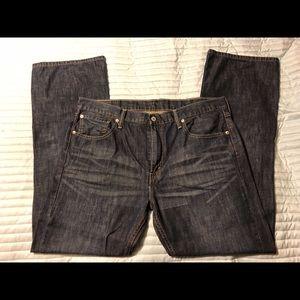 NWOT Levi's 527 jeans 38/32